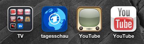 iOS YouTube App