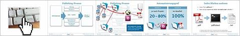 Vortragsfolien Vorschau - 100% automatisierte Katalog-Produktion